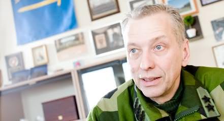 Det kom som en stor överraskning, när jag erbjöds att bli Operation Commander, säger Bengt Andersson. Det är nog den bästa befattning man kan ha i ... - mainimage