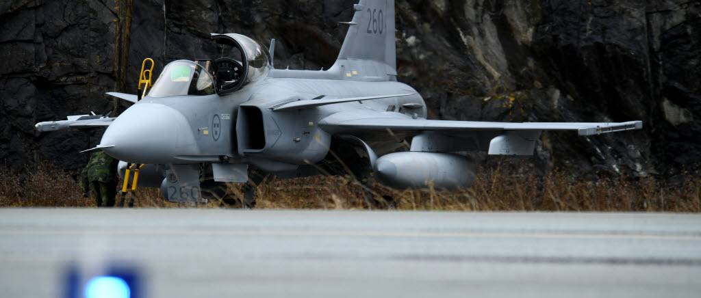 Jas 39 Unit – The Air Force's contribution to Trident Juncture 18