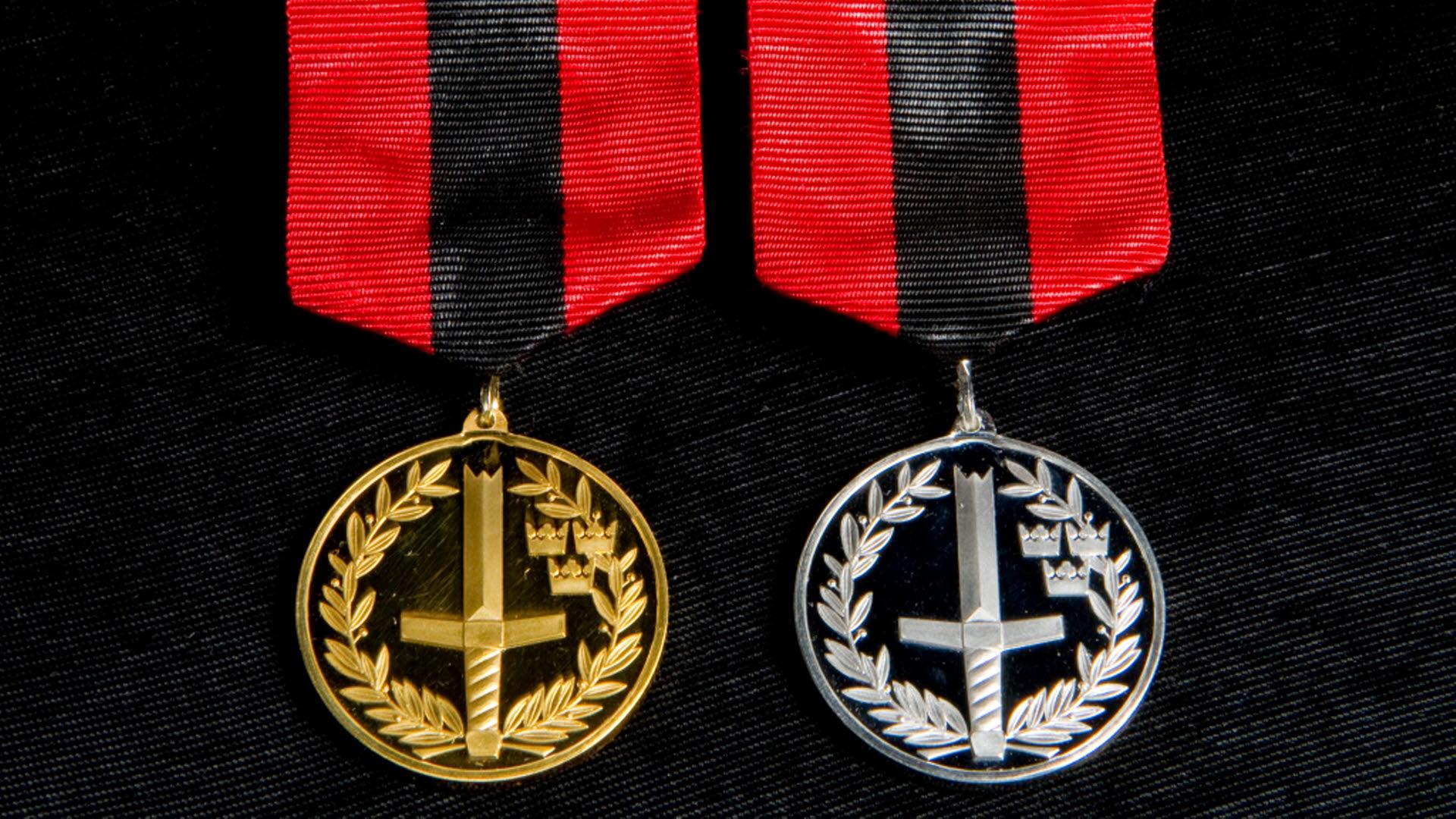 Far sverige tredje medaljen i dag