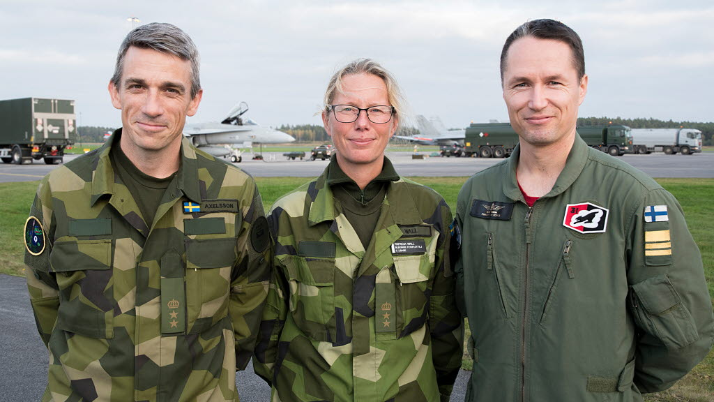 The Swedish Armed Forces
