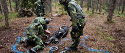 SWEDED EOD Exercise 2015.
