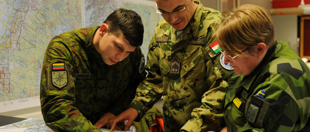 F 21 provides host nation support in massive NATO exercise