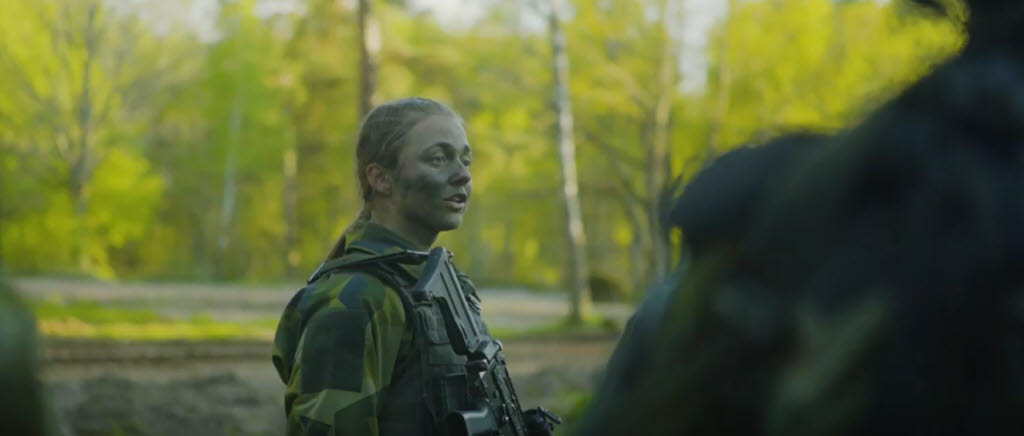 Exercises, assistance and border protection – the Swedish Armed Forces has had an intense spring
