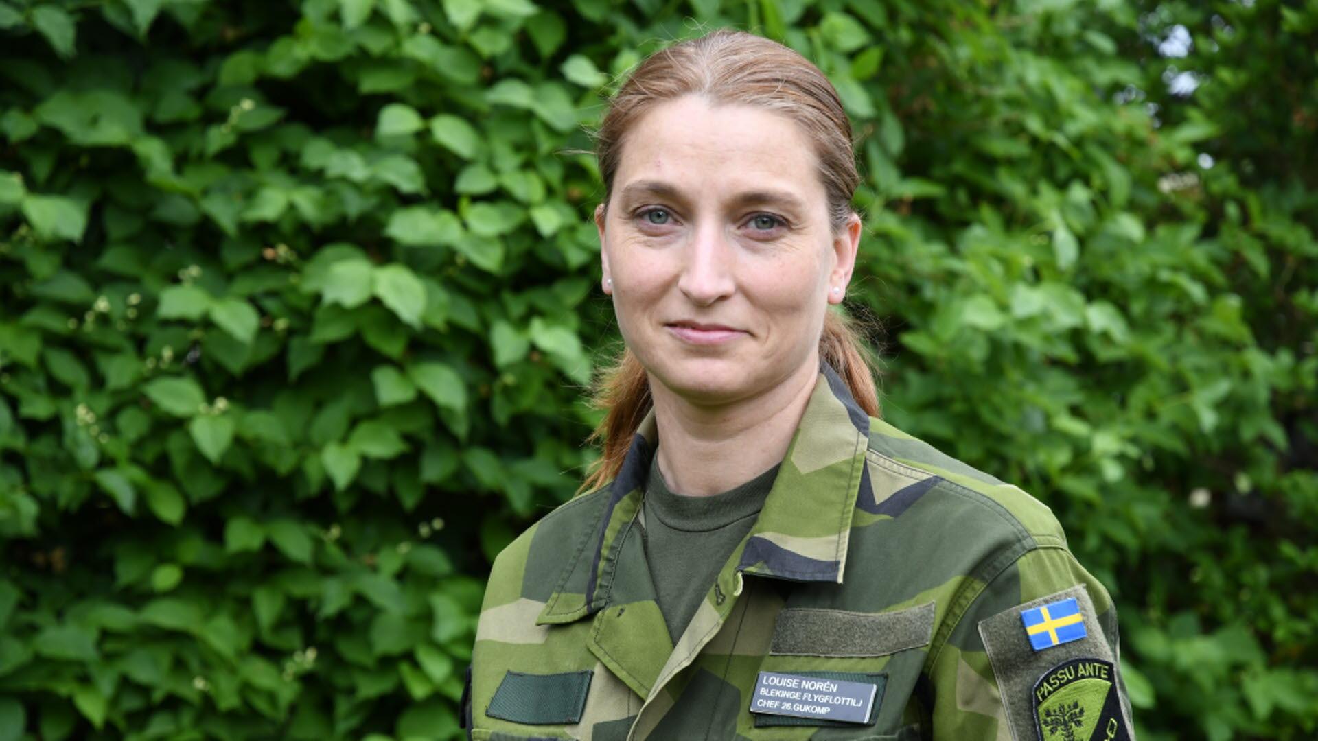 Ra stamning bland norska soldater