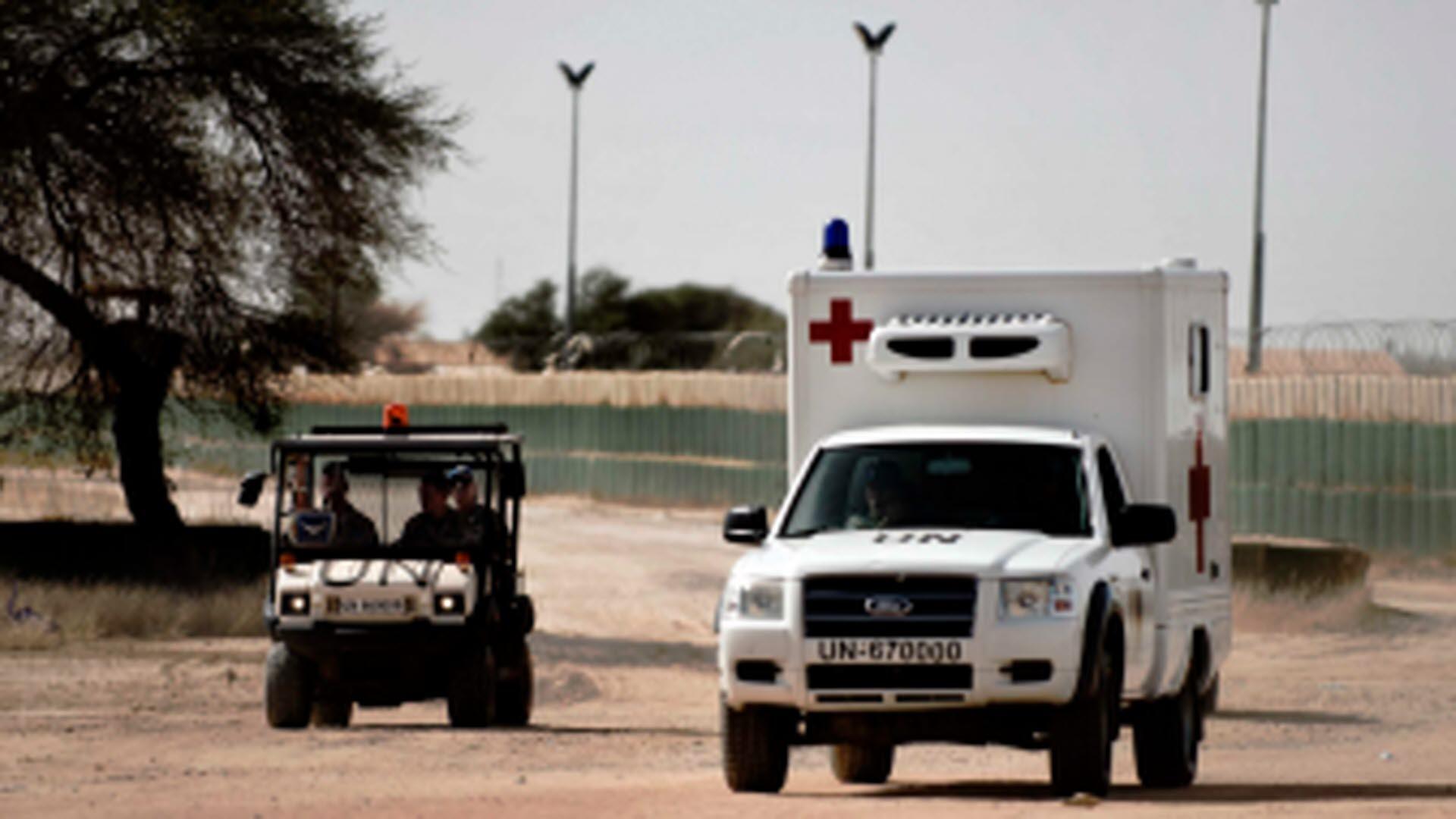 Sjukvårdskedja i världsklass   försvarsmakten