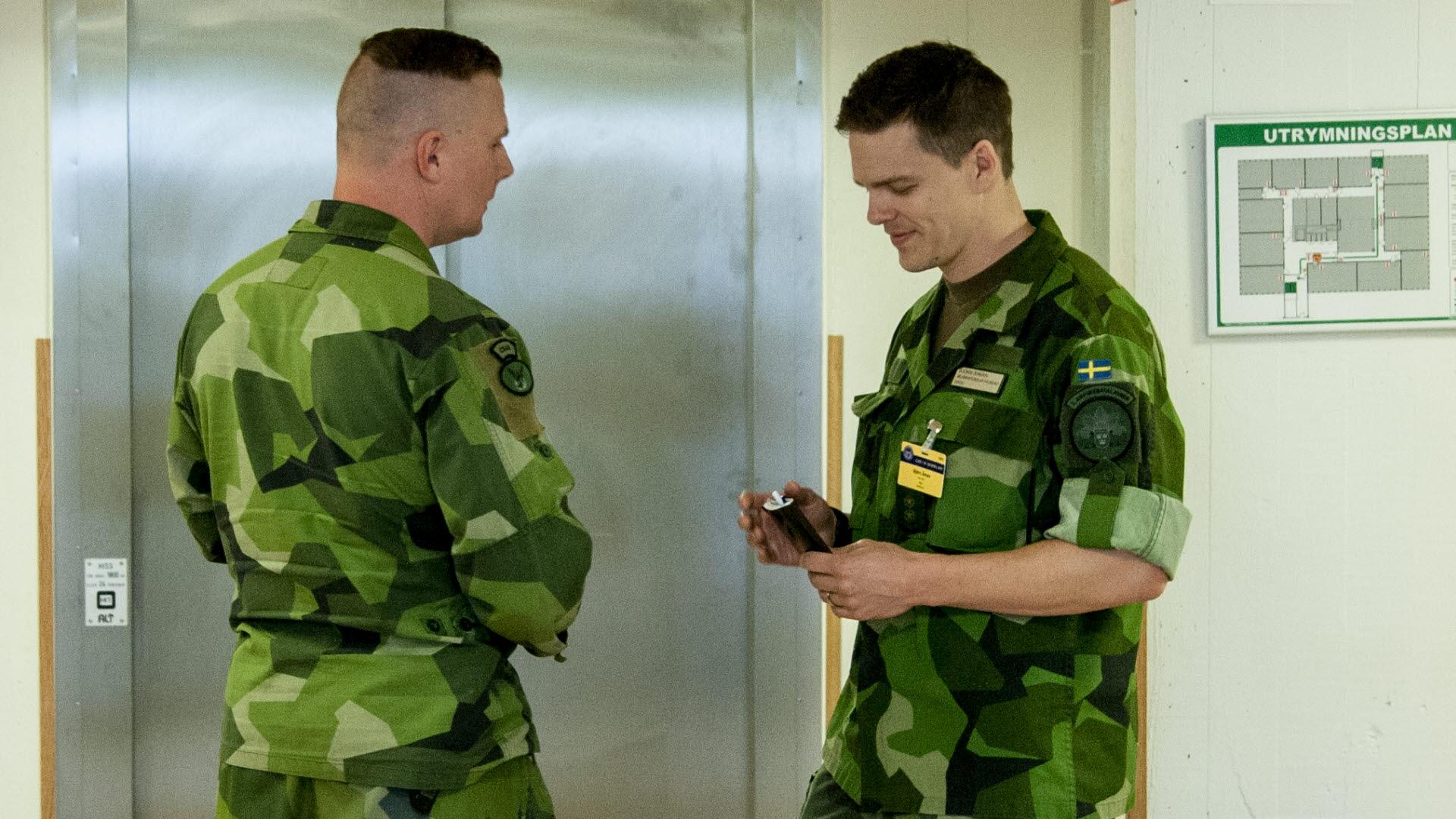 Dating en armé soldat berättelser