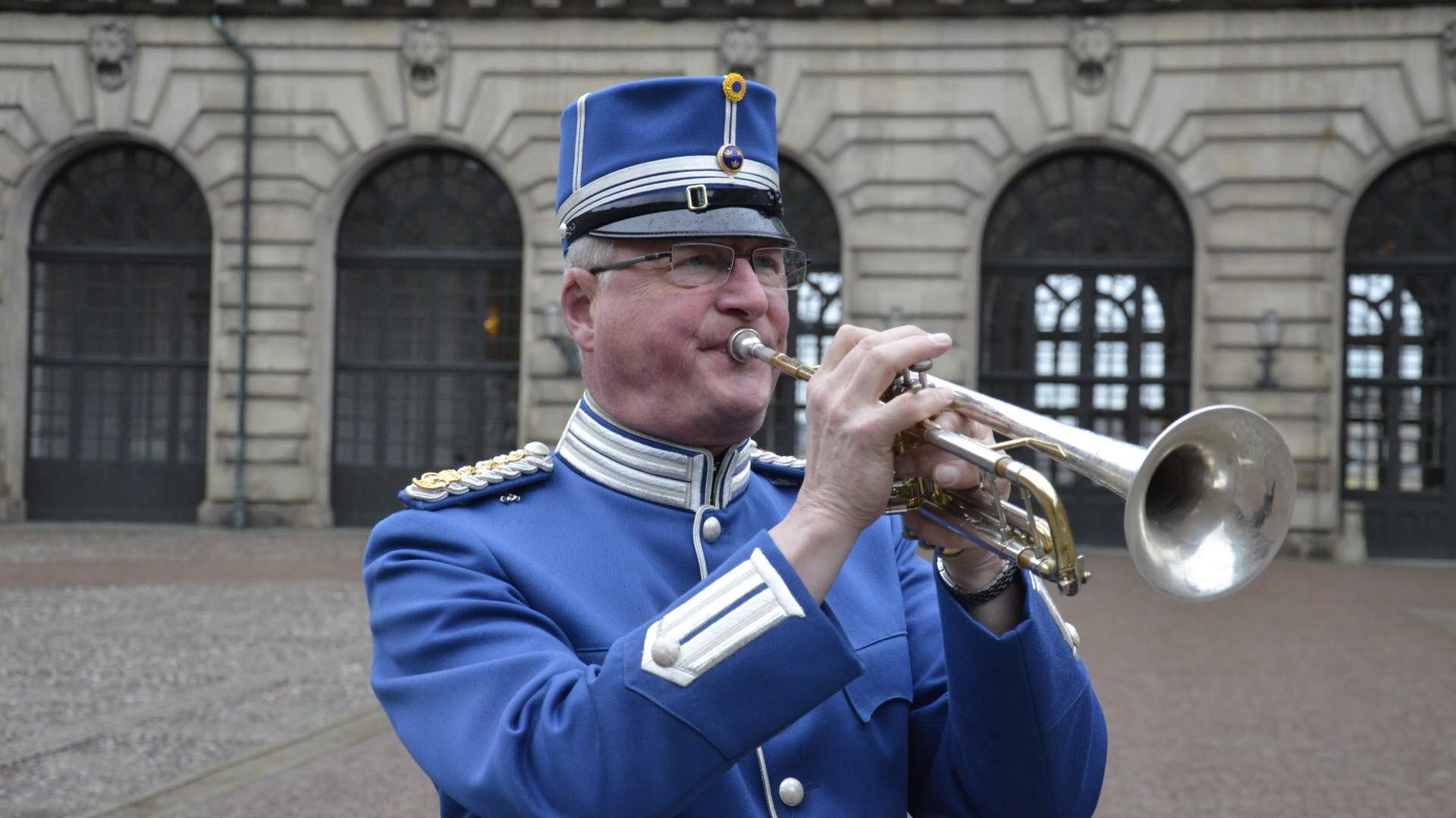 Svea lifgarde ater musikaliskt