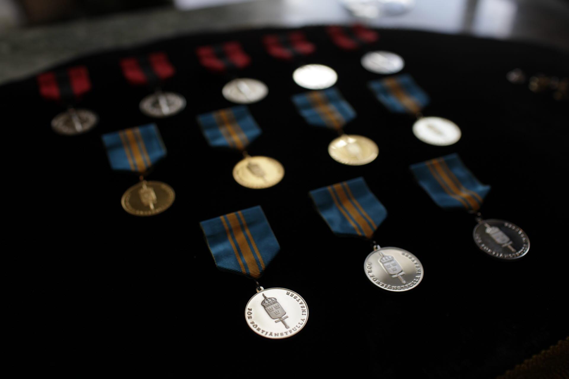 Militära Grader - Försvarsmakten