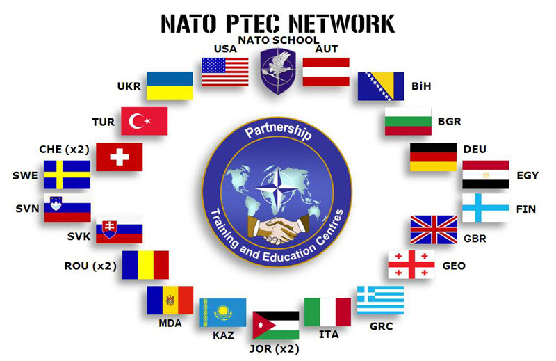 nato accredited courses at swedint swedish armed forces