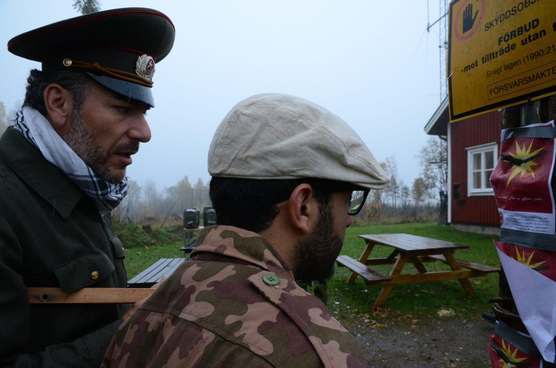 Forsvaret granskar hoga officerare