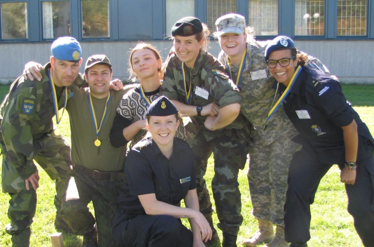 Information to admitted students Swedish Armed Forces