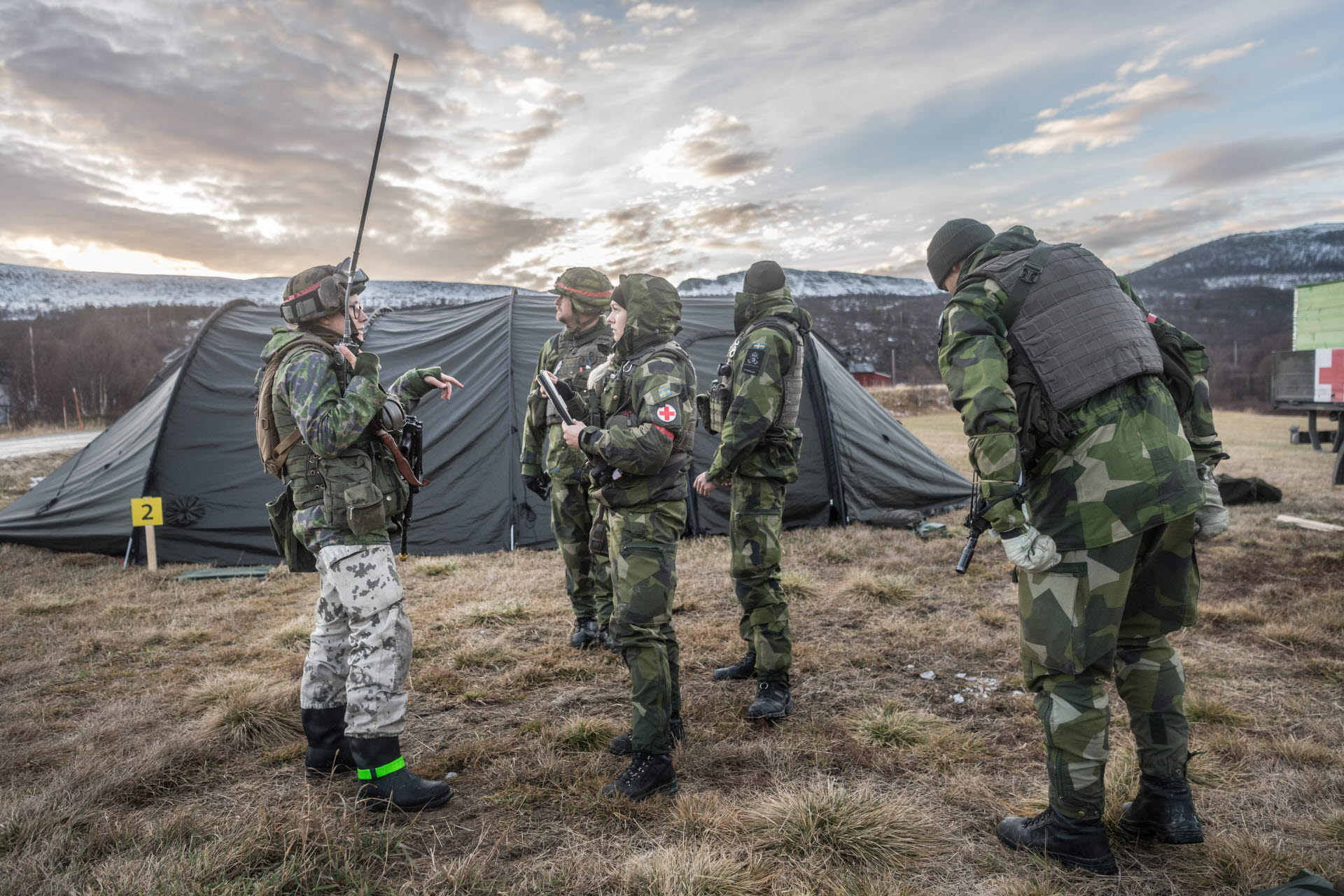 Nato usa kan skicka soldater till europa