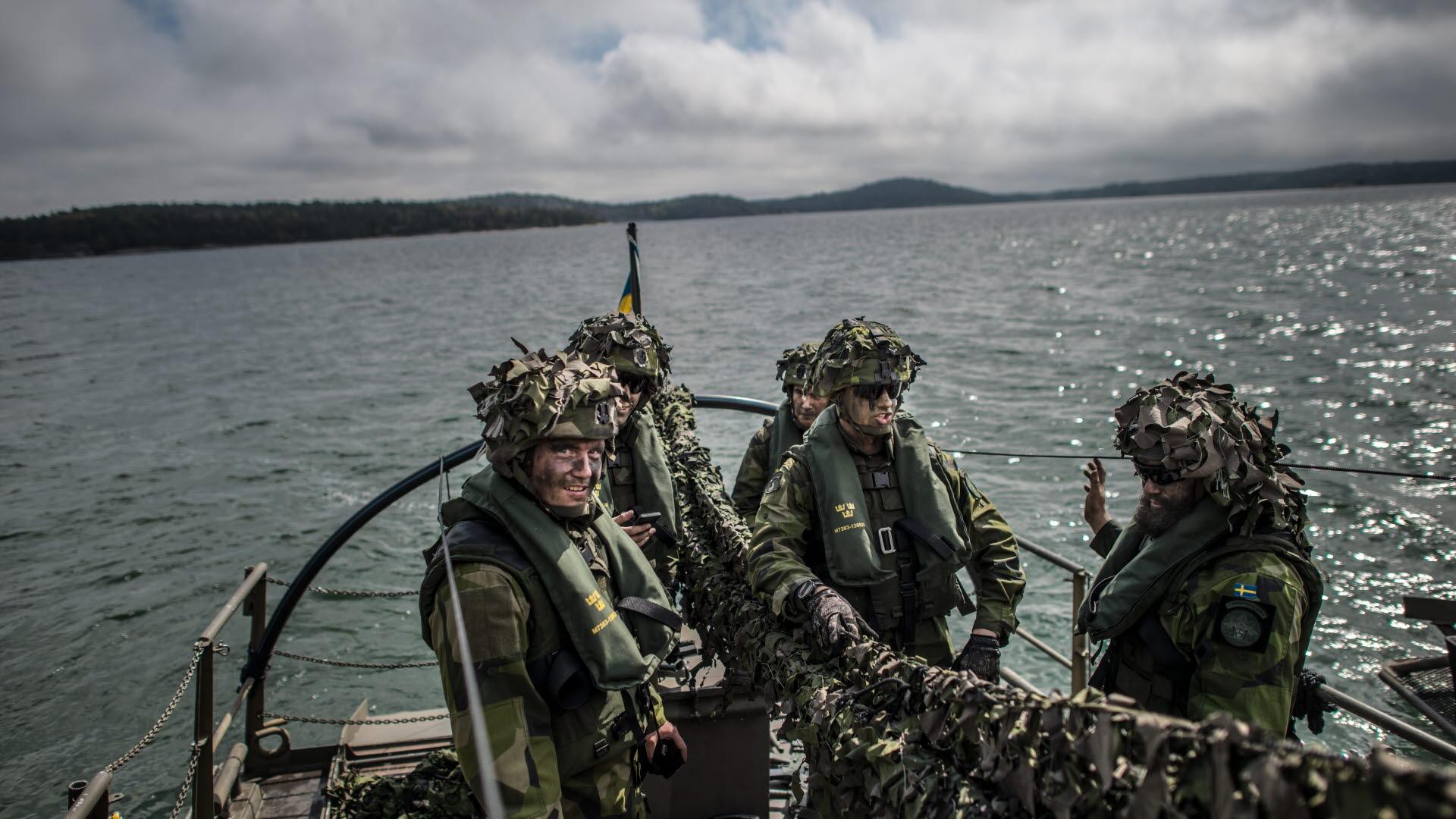 Vägen framåt Försvarsmakten