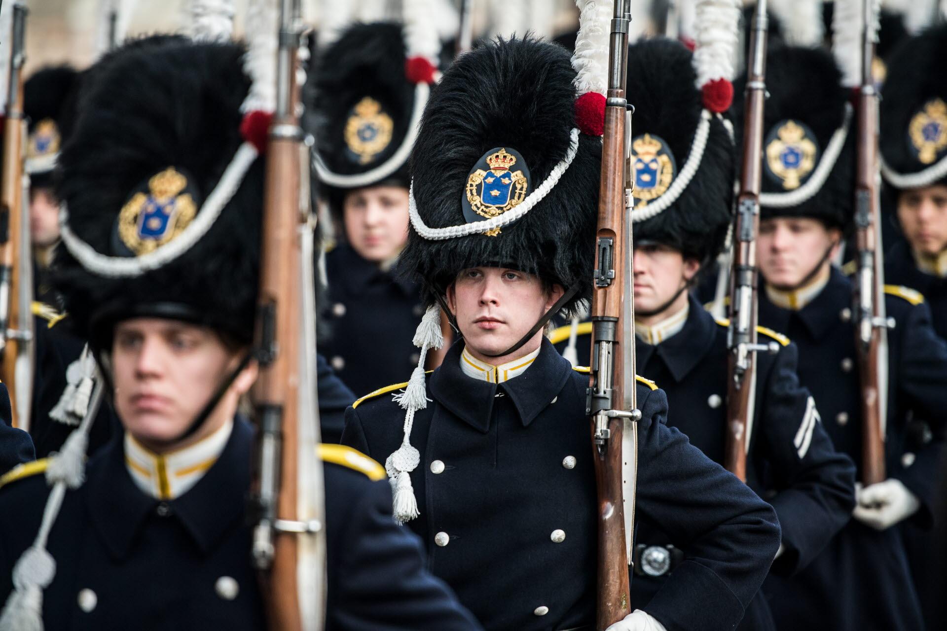 vaktparaden stockholm tider