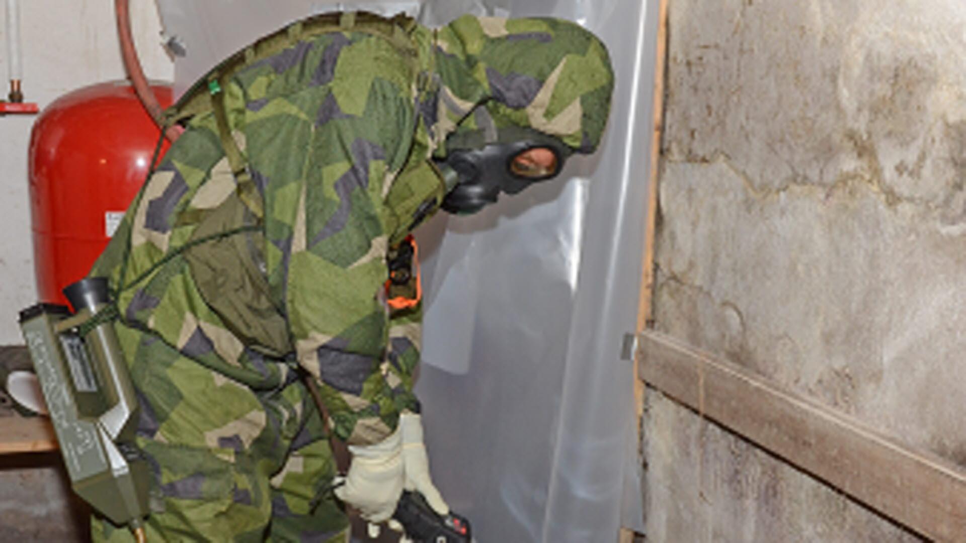 Regeringen trappar upp svenska forsvaret