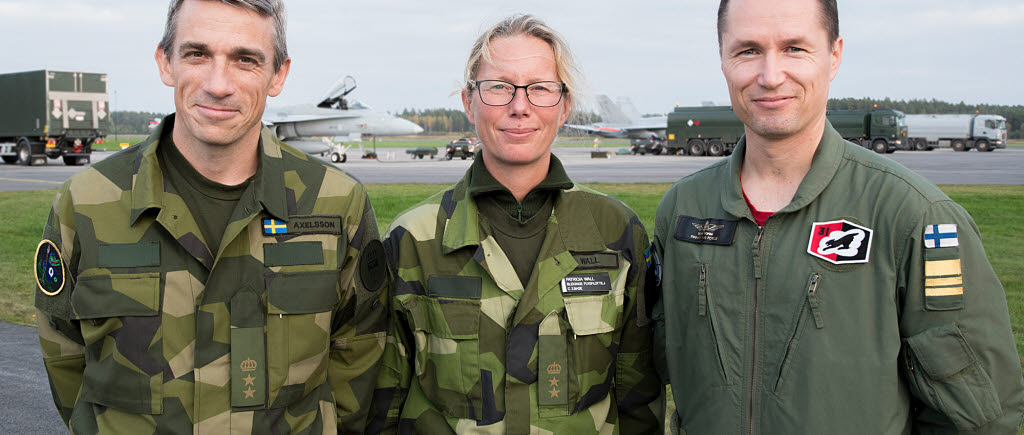 Swedish-Finnish cooperation reaches new heights
