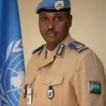 Police Commissioner A Abounassir